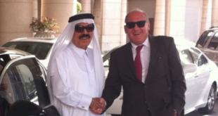 BJ portrait Qatar